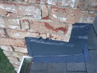 Flashing Repair - After Image