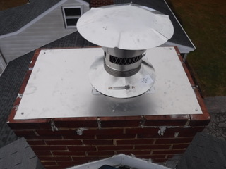 Chimney Relining - After Image