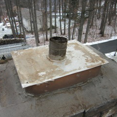 Chimney Cleaning - After Image